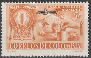 Colombia #C322 MNH (S8137)