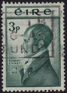Ireland - 1953 - Scott #149 - used - Robert Emmet