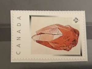 Canada Post Picture Postage Mint NH * Orange Mineral GEM * *P* denomination