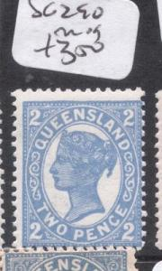 Queensland SG 290 MOG (9dls)