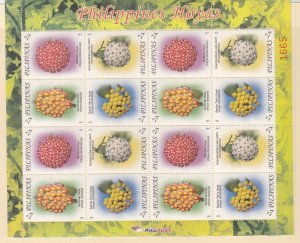 Philippines: Sc #3351, MNH, S/S, Hoyas (S18914)