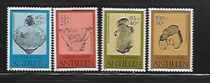 NETHERLANDS ANTILLES, B212-B215, MINT HINGED, ARTIFACTS