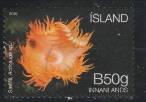 Iceland  Scott#  1414  Used