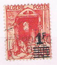 Algeria 131 Used Street in Kasbah 1939 (A0411)