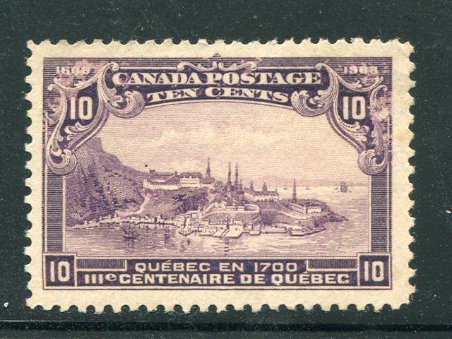 Canada  #101  Unused VF  -   Lakeshore Philatelics