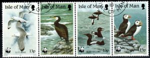 Isle Of Man #402a F-VF Used CV $6.25  (X1323)