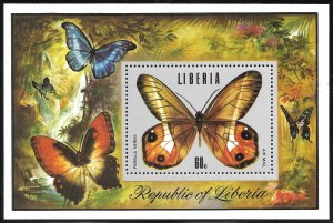 Liberia Mint Never Hinged ~ Souvenir Sheet ~ [9206]