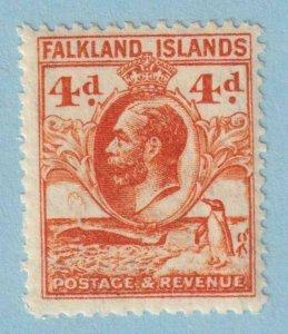 FALKLAND ISLANDS 58  MINT HINGED OG * NO FAULTS EXTRA FINE!