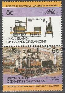 Union Island #13   MNH (K370)