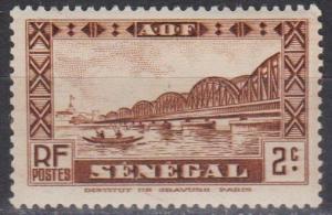 Senegal #143 F-VF Unused (B3837)