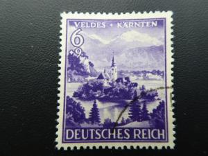 Germany Semi - Postal's 1941  Sc# B195   CV $ 2.00         (B#4)