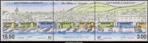 Saint Pierre & Miquelon Scott 699 Mint never hinged.