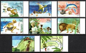 Singapore 1693-1700, MNH. Myths and Legends, 2014