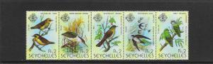 BIRDS - SEYCHELLES #429a   MNH