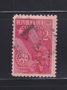 Cuba 362 Set U Rotary International