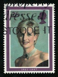 Diana 1961-1997, Princess of Wales (3371-T)