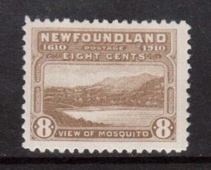 Newfoundland #93 VF Mint