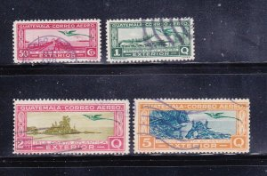 Guatemala C64, C67-C69 U Views