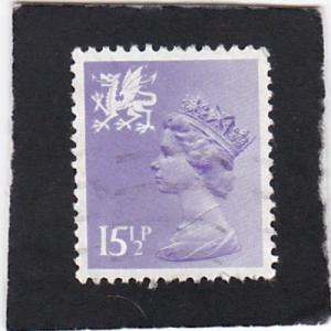 Great Britain;  Wales &  Monmouthshire;  #  27   used
