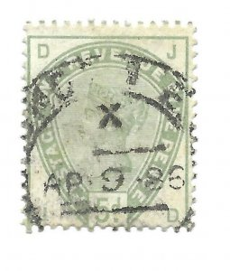 #104 Britain - CAT $210.00 - Stamp