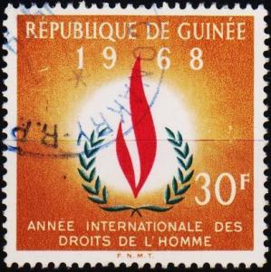 Guinea. 1968 30f. S.G.630 Fine Used