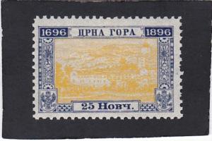 Montenegro, #  52  unused