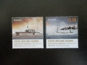 Cocos and Keeling #377-88 Mint Never Hinged (M7S6) - Stamp Lives Matter!