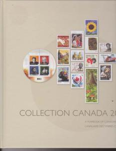 Souvenir Collection The Postage Stamps of Canada 2011