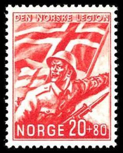 NORWAY B24  Mint (ID # 80309)