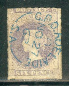 Australia South Australia Scott # 8, used