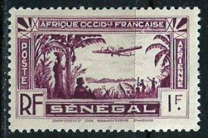 Senegal ~ Scott # C3 ~ MNH