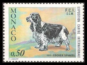 Monaco 810 Mint VF NH