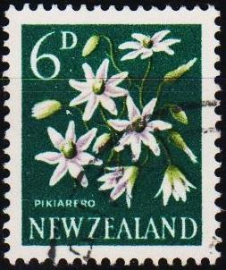 New Zealand. 1960 6d S.G.788 Fine Used