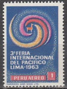 Peru #C194    MNH  (S8315)