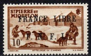 Saint Pierre And Miquelon  #226 MNH CV $17.00  (P684)