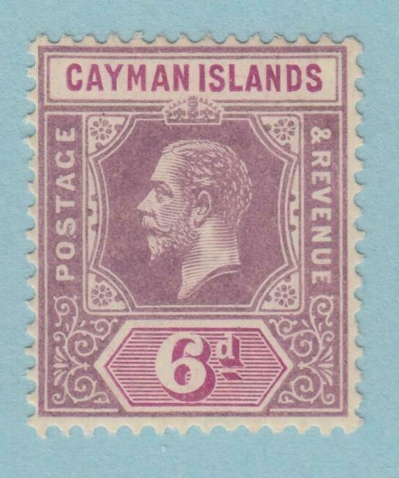 CAYMAN ISLANDS 39 MINT HINGED OG *   NO FAULTS VERY  FINE !