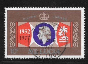 St Lucia Used [4163]