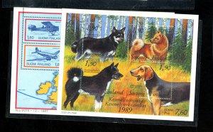 FINLAND #773 794 MNT VF NH Cat $20