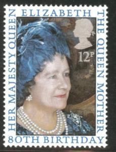 Great Britain Scott 919 MNH** 1980 Queen Mother 80th Birthday