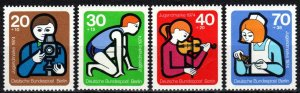 Germany #9NB106-9 MNH CV $2.50 (P616)