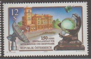 Austria Scott #1857 Stamp - Mint NH Single