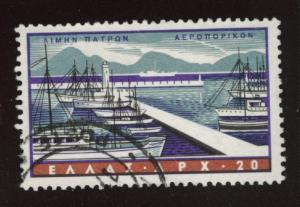 GREECE Scott C76  used stamp