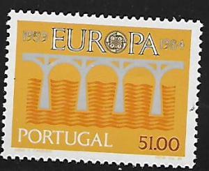 PORTUGAL 1601 MNH EUROPA ISSUE 1984