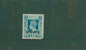 Burma Ø21 MH CV$ 3.50 BIN$ 2.00