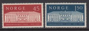 Norway 395-6 mnh