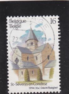 Belgium  Scott#  1558  Used
