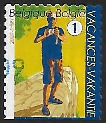 Belgium - 2369 - Vacations  - Used