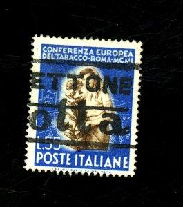Italy #546 Used FVF Cat$30