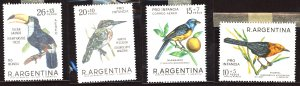 Argentina #Mint Collection of Stamps, Mixed Condition