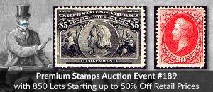 Premium Auction Event #189
